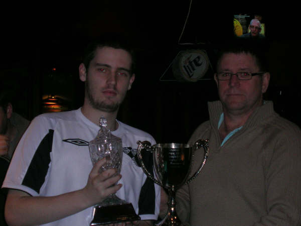 Andrew Gee Youth Singles Winner