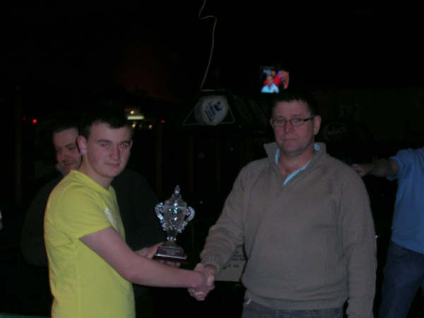 Jamie Saczak Youth Singles Runner Up