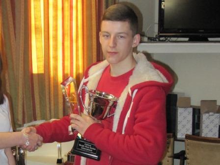 Youth Pool Series Winner - Tom Hooper