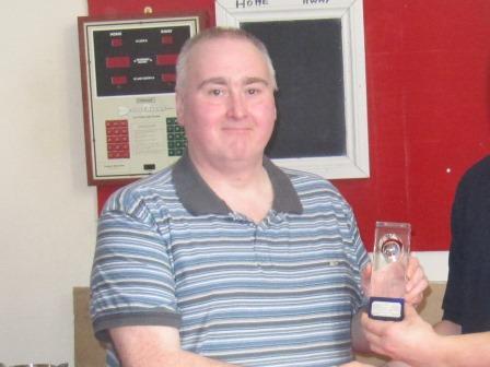 Top Ranked Player Seniors - Brian Carroll
